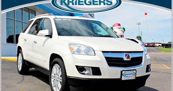 Used 2010 Saturn Outlook Xr L Premium For Sale In Dewitt Kriegers Of Dewitt Dewitt Iowa 5gzlrwedxaj130086 Dewitt Iowa Vehicles Used Cars
