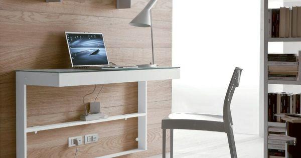 designs uniques de bureau suspendu tag res flottantes bureau suspendu et meuble biblioth que. Black Bedroom Furniture Sets. Home Design Ideas