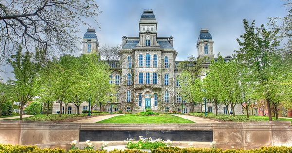 Syracuse University Campus Tour University Campus Syracuse