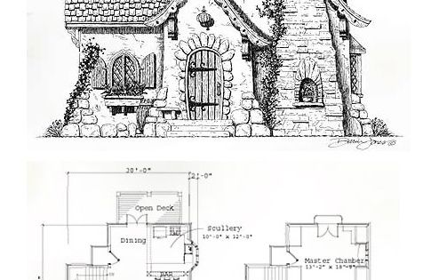 cottage plans, and website with more