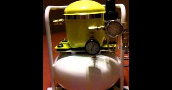 Silent Air Compressor From Fridge Compressor Unit Silent Air Compressor Air Compressor Compressor