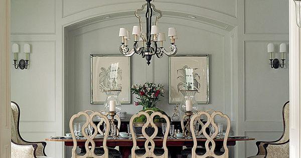 Formal dining room thompson custom homes home decor for Formal dining room wall decor