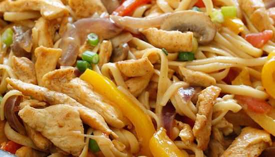 Cajun Chicken Pasta on the Lighter Side | Skinnytaste, 1 1/2 cups=