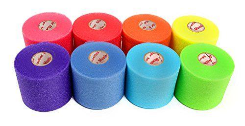 Mueller Rainbow Pack Of Sports Pre Wrap 8 Colors Mueller Http Www Amazon Com Dp B00ca5ia4g Ref Cm Sw R Pi Dp 4 Gymnastics Gifts Pre Wrap Soccer Headbands
