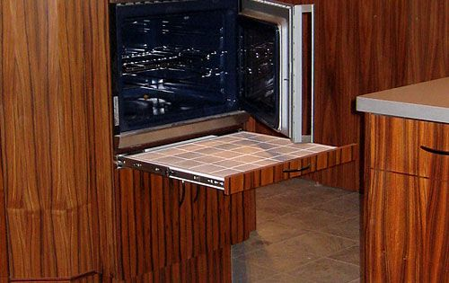Aging Beautifully Gaggenau Side Hinged Oven With Door