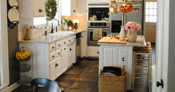 ahh! this kitchen transformation is not only amazing, but their source list