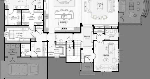 Which 3000 Sq Ft 2 Level Plan Would You Rather Live In