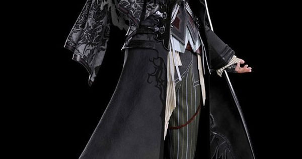 Square Enix Shares New Final Fantasy XV Character Model