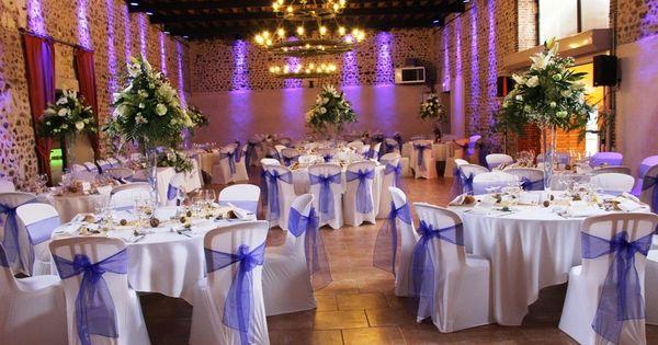 de mariage bleue et or - Moulin Saint Agnes à Landelles  Mariage ...