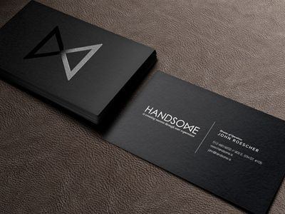 17 Best images about Simple Business Cards on Pinterest | Logos ...