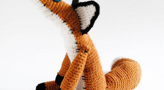Little Prince Amigurumi Free Pattern : The Little Prince Fox amigurumi crochet pattern by ...