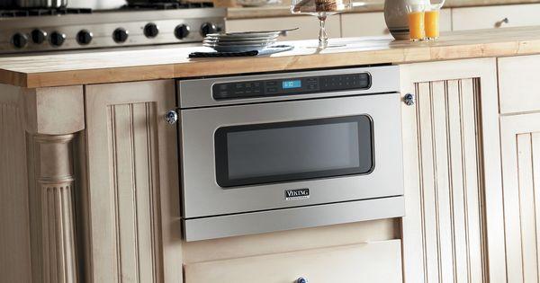 Viking VMOD241SS 10 cu ft Undercounter DrawerMicro Microwave - ikea küchen angebote