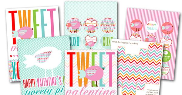 Commona My House: Freebie Friday: Free Valentines Day cards, games, gifts Printables!