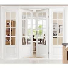 French Doors With Side Panels At Home Office French Doors