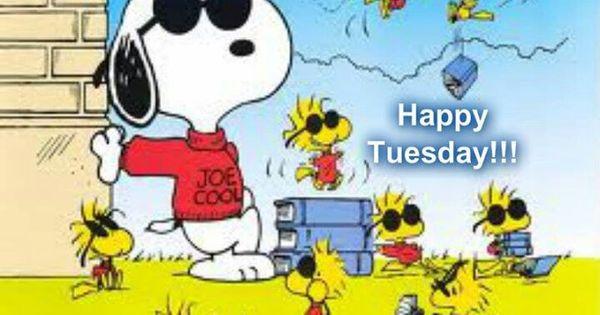 happy tuesday snoopy memes - photo #14