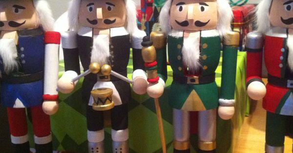 Nutcrackers nutcracker christmas and hobby lobby on pinterest