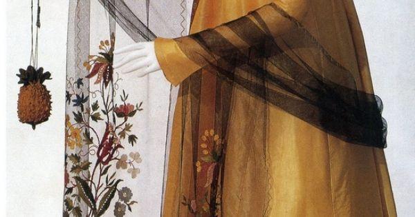 Regency gown, Kyoto and Regency on Pinterest