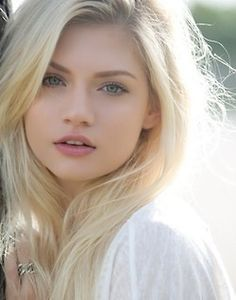 Makeup Colors For Blondes With Blue Eyes Stylechum Beautiful Blonde Girl Beauty Eternal Beautiful Blonde