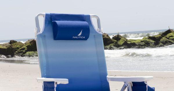 My New Nautica Beach Chair From Sam S Club Beach