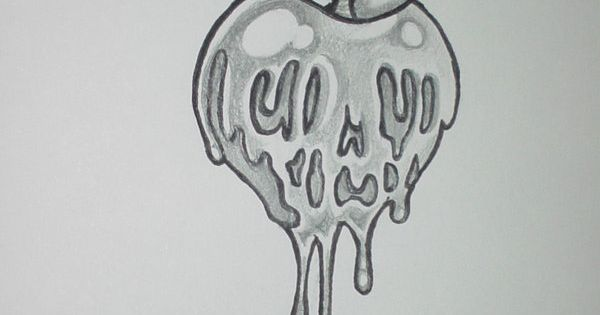 Poison Apple By Shadowkeeper1327 On DeviantART Tattoo