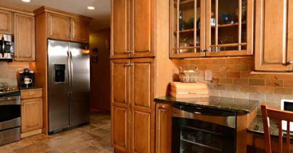 Kitchen In Agawam Ma Designed By Kitchen And Bath Design Center With Division Of Custome