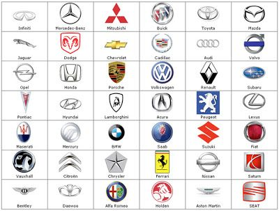 Europe Cars All Car Logos Car Brands Logos Car Symbols