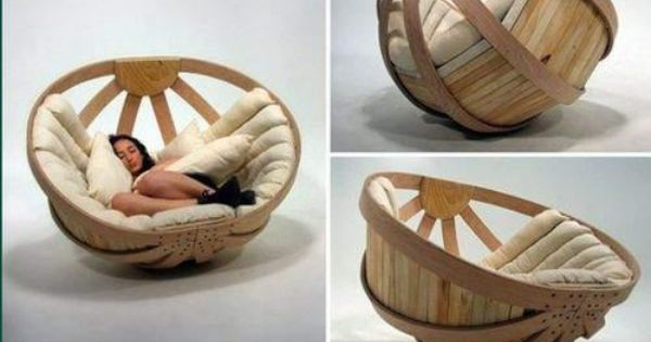 Rocking Chair Cradle - Design Ideas and Tech Concepts - Toxel.com