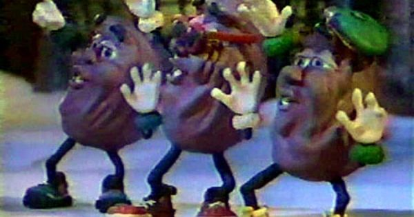 1980s California Raisins