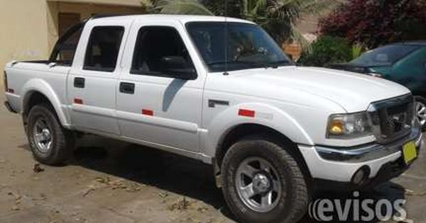 99991198 Vendo Camioneta 4x4 Modelo Ford Ranger Pick Up Ranger