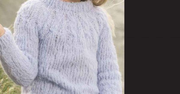 Alpaca Knitting Patterns Free : FREE PATTERN...Alpaca Maya Sweater Baby - knitting Pinterest Free patte...
