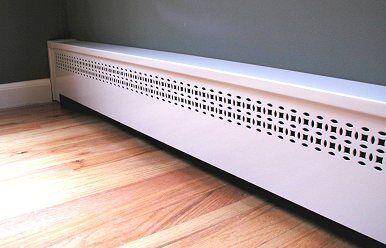 Radiant Wraps Decorative Baseboard Heater Coverings Home Remodeling Baseboard Heater Covers Baseboard Heating