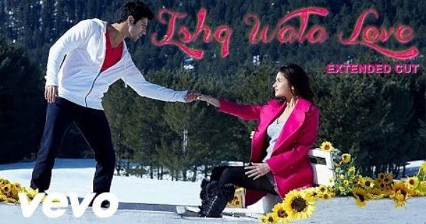 Ishq Wala Love Soty Alia Bhatt Sidharth Malhotra Varun Dhawan Disco Songs Bollywood Music Varun Dhawan