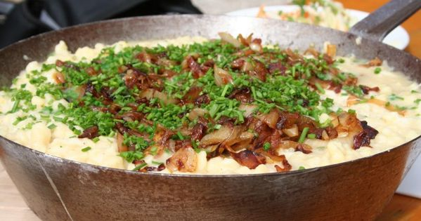 Kasnocken - Region Hochkönig | Austrian Food & Drink | Pinterest ...