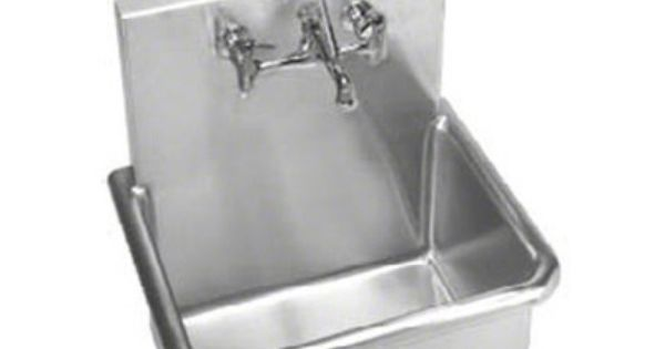 Garage Wall Sinks Chicago Faucets Components Wall Mounted Service Sink Faucet And Double Sink Faucet Sink Faucets