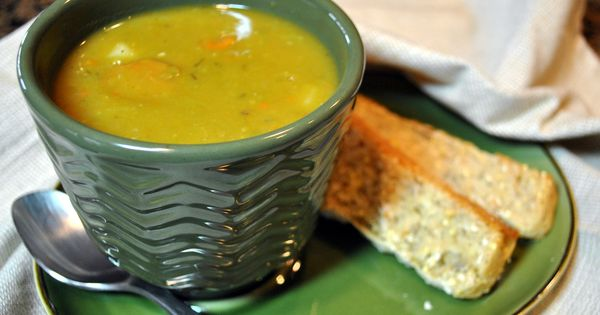 Split Pea Soup | Vedged Out | Vegan | Pinterest | Split Peas, Pea Soup ...