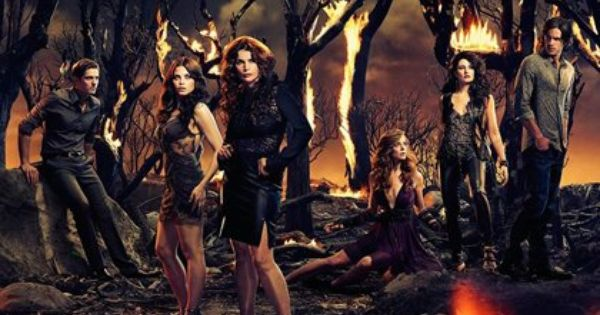 Witches Of East End Posters With Spoiler And New Promo Witches