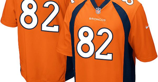 ... Nike Game Jeff Heuerman Orange Youth Jersey - Denver Broncos 82 NFL Home  24.99 NFL Jerseys ... 11bc4d576