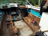 Pin On Boat Repair
