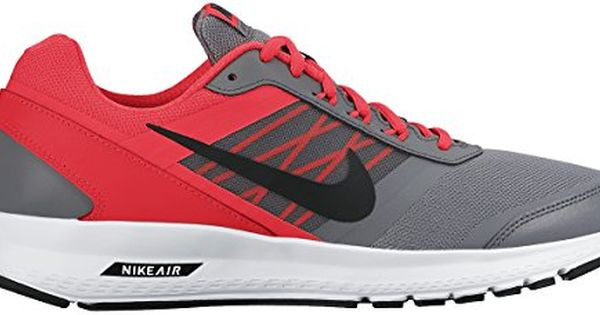 san francisco e1a07 c2f01 Nike Men s Air Relentless 5 Cool Grey Blk Ttl Crmsn White Running Shoe 9  Men US Nike http   www.amazon.com dp B00969FXQ2 ref cm sw r pi dp r9H2wb1A…