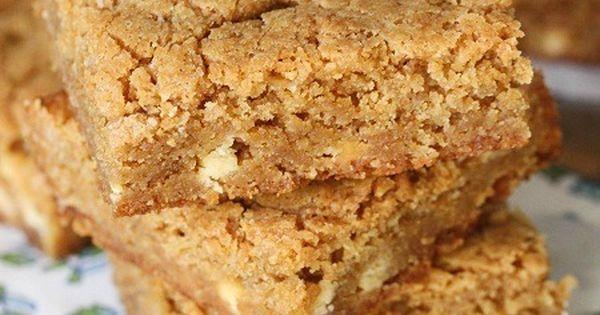 White Chocolate-Filled Biscoff Cookies Recipe — Dishmaps