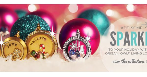 Top Christmas Present for Your Mom: Origami Owl Living Locket - Origami