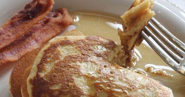 Edna Maes Sour Cream Pancakes (GF)  Ridgelys Radar   Bed and Breakfast ...