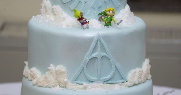 Legend Of Zelda Cake Weddings At Repinned Net