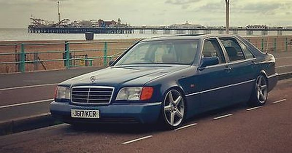 Awesome Mercedes Ebay 1992 Mercedes Benz W140 400sel Dropped