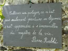 Citation Sur Le Jardin