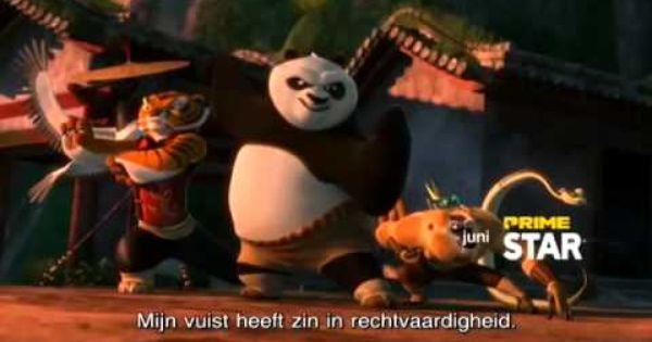 Kung Fu Panda 2 Trailer Prime Kung Fu Panda Fight Song Kung Fu