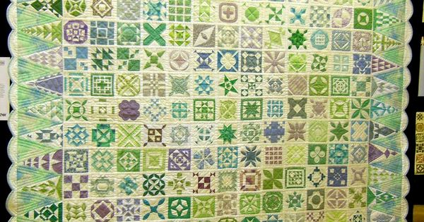 Australian Quilters Companion - Quilts From Around The World - No 1