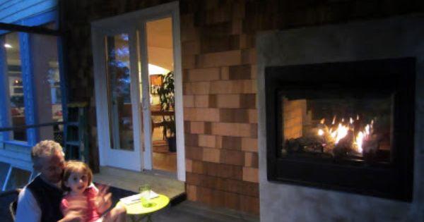 Heat N Glo Twilight Ii Indoor Outdoor Gas Fireplace Outdoor Gas Fireplace Indoor Outdoor Fireplaces Gas Fire Pits Outdoor