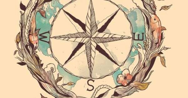 compass - tattoo idea @Emily Schoenfeld Schoenfeld Schoenfeld Schoenfeld Cribb what do
