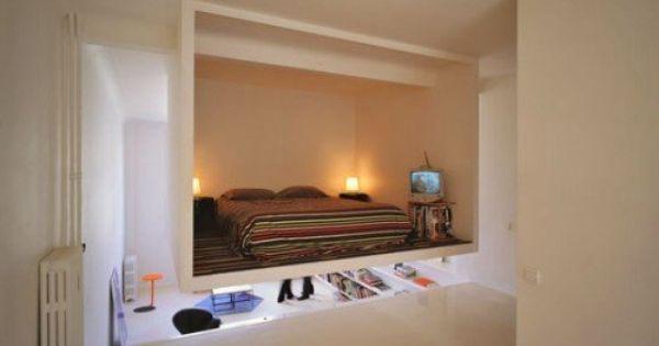 lit en alc ve magic places spaces pinterest lits lit en alc ve et f s. Black Bedroom Furniture Sets. Home Design Ideas